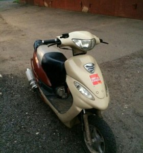 Irbis/Storm 50 скутер, мопед