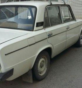 Автомобиль ВАЗ 2106.