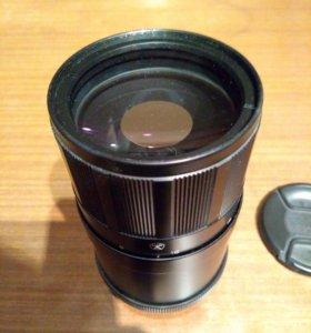 Объектив зм-5са 500 mm f/ 8.0 MC