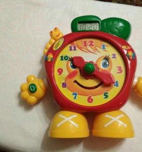 Игрушка говорящие часы