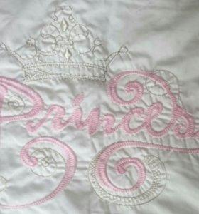 Конверт с одеялом на выписку+🎁