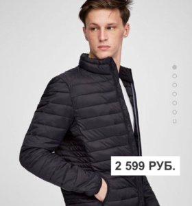 Мужская куртка pullandbear