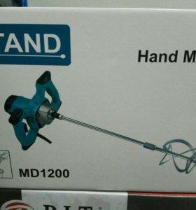 Миксер строительный STAND MD1200