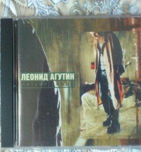 CD Леонид Агутин Летний дождь