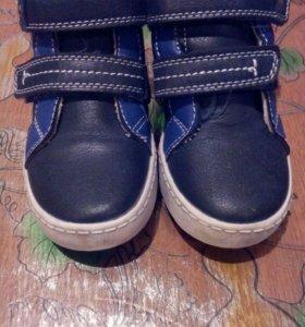 Демисезонные ботинки jook
