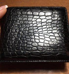 Мужской кошелёк Genuine Leather