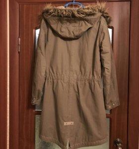 Куртка парка с подстежкой Timezone