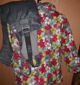 Зимний костюм .Мембрана/шелтер