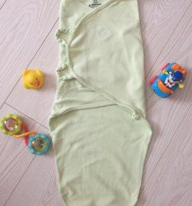 Ленивая пелёнка ( спальный мешок)