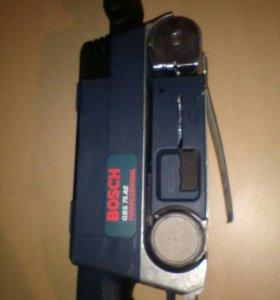 Ленточная шлифмашина Bosch GBS 75AE (пр.Швейцария)