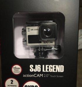 Экшн Камера SJ Cam 6 legend