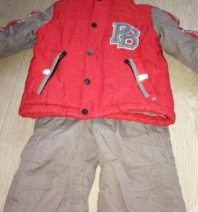"Продам зимний костюм на мальчика ""Poivre Blanc"""