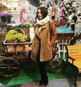 Пальто(утеплённое)😍в идеальном состоянии.