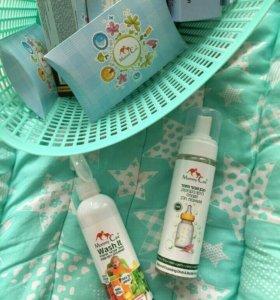 Mammy Care натуральное мыло-пленка  для бутылочек,