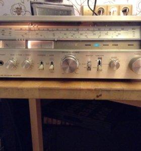 Винтажный стерео ресивер SONY STR-313L