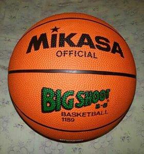 Баскетбольный мяч #6