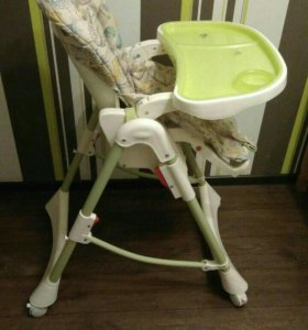 Стульчик для кормления Happy Baby Kevin V2