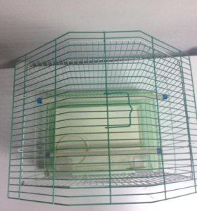 Клетка для попугаев.СРОЧНО!!!