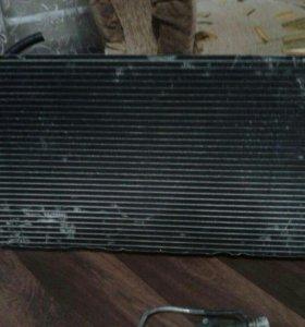Радиатор кондиционера на хонду цивик ферио