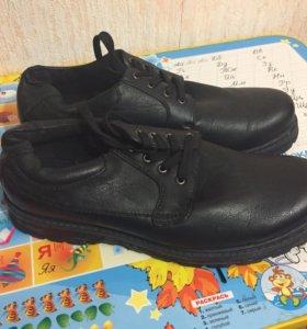 Мужские осенние ботинки 45 размер