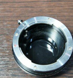 Крепление объектива Адаптер Для Sony AF - 4/3