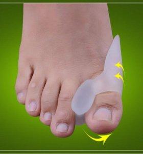 Силиконовые вставки для ног