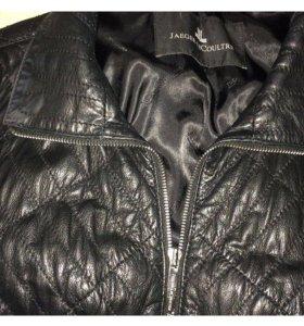 Кожа куртка женская
