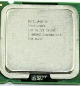 Intel 3Ghz