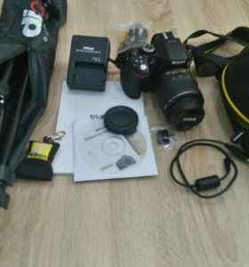 Фотоаппарат NIKON D5200