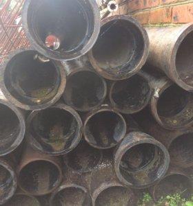 Стоковые трубы новые