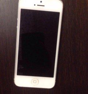 iPhone 5 срочно !!!!❗️❗️❗️16g
