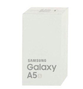 НОВЫЙ! Samsung Galaxy  А5 (2016) Black!