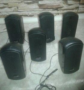 Колонки акустические