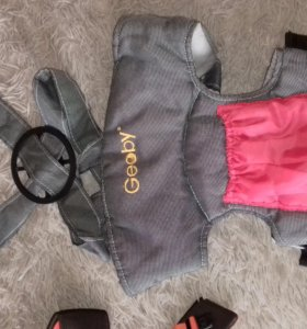 Кенгуру слинг переноска эко-рюкзак
