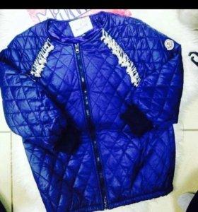 Новая модная курточка бомбер