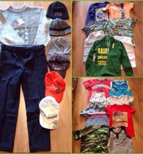 Одежда на мальчика.