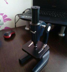 Микроскоп школьный Levenhuk 2sNG
