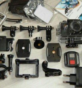 Новая Sj7000r экшн камера в полной комплектации