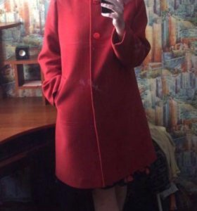 Пальто драп как новое