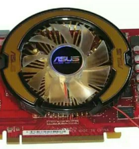 видеокарты ASUS Radeon HD 3850 512 Мб