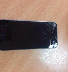 Айфон 5  ,все отлично работает