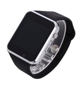Чёрный Apple Watch android