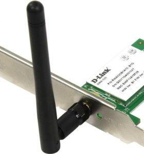 Wi-Fi-адаптер D-link DWA-525