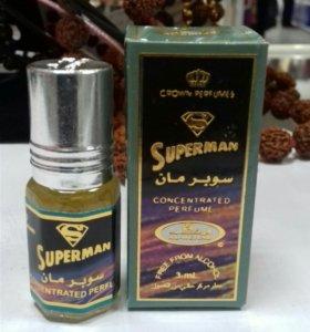 Арабские духи Супермен