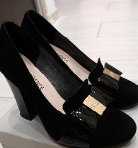 Туфли женские на маленькую ножку