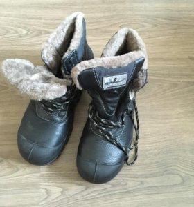 Ботинки зимние Техноавиа