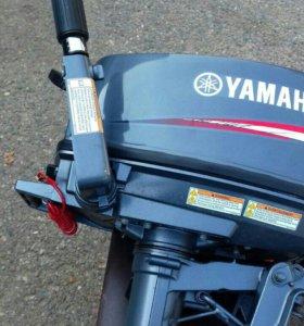 Лодочный мотор Yamaha 5мнс