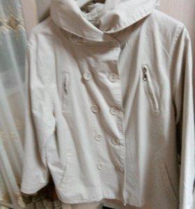 Куртка х/б.