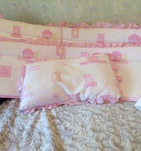 На кроватку