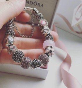 Pandora готовый браслет